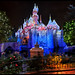 Sleeping Beauty Castle - Holidays 2012 by Gregg L Cooper