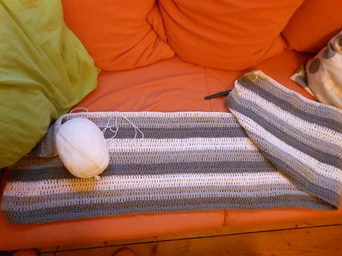 Boyfriend's blanket
