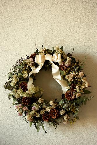 Christmas Wreath/ Mellow Time