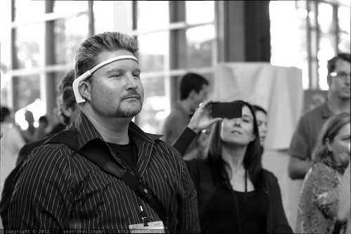Thought Controlled Computing exhibit by InteraXon   TEDxSanDiego
