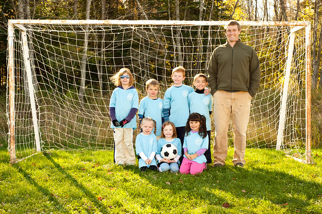 Soccer Team (1 of 1)
