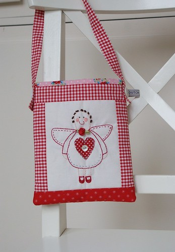 little angel bag