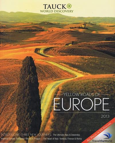 Tauck 2013 European Portfolio