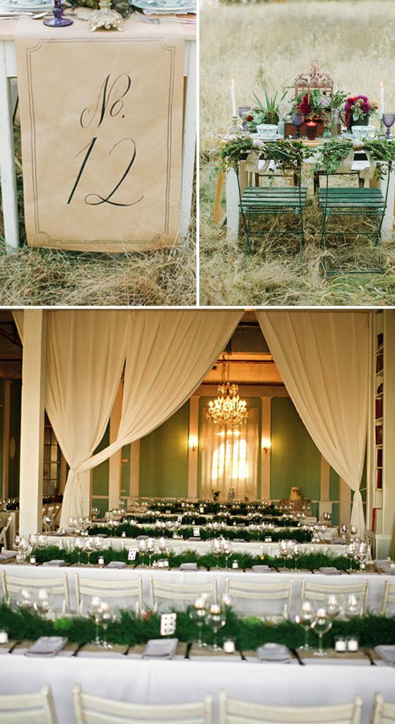 Wedding Decor via Lovestru.ck