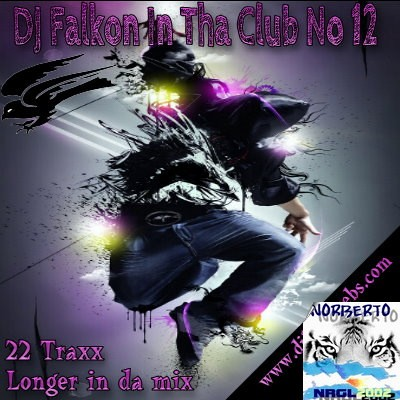 DJ Falkon In Tha Club No 12 Front