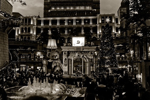 TSIM SHA TSUI XMAS 2012 by Colonel Flick/WilliamBanzai7
