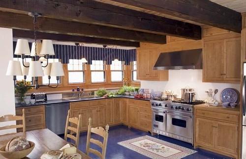 Fotos de diseno de cocinas rusticas - Cocinas camperas rusticas ...