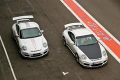 Circuit de Spa Francorchamps - PORSCHE 911 GT3 RS 4.0 & PORSCHE 911 GT3