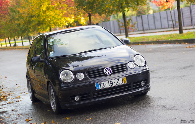 vw polo 9n bbs lm a photo on flickriver. Black Bedroom Furniture Sets. Home Design Ideas