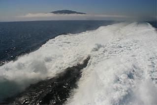 El Monte Hacho desde el mar, 2008