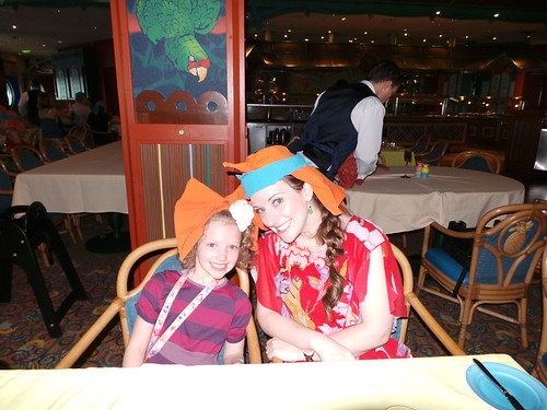 Monday - Disney Cruise