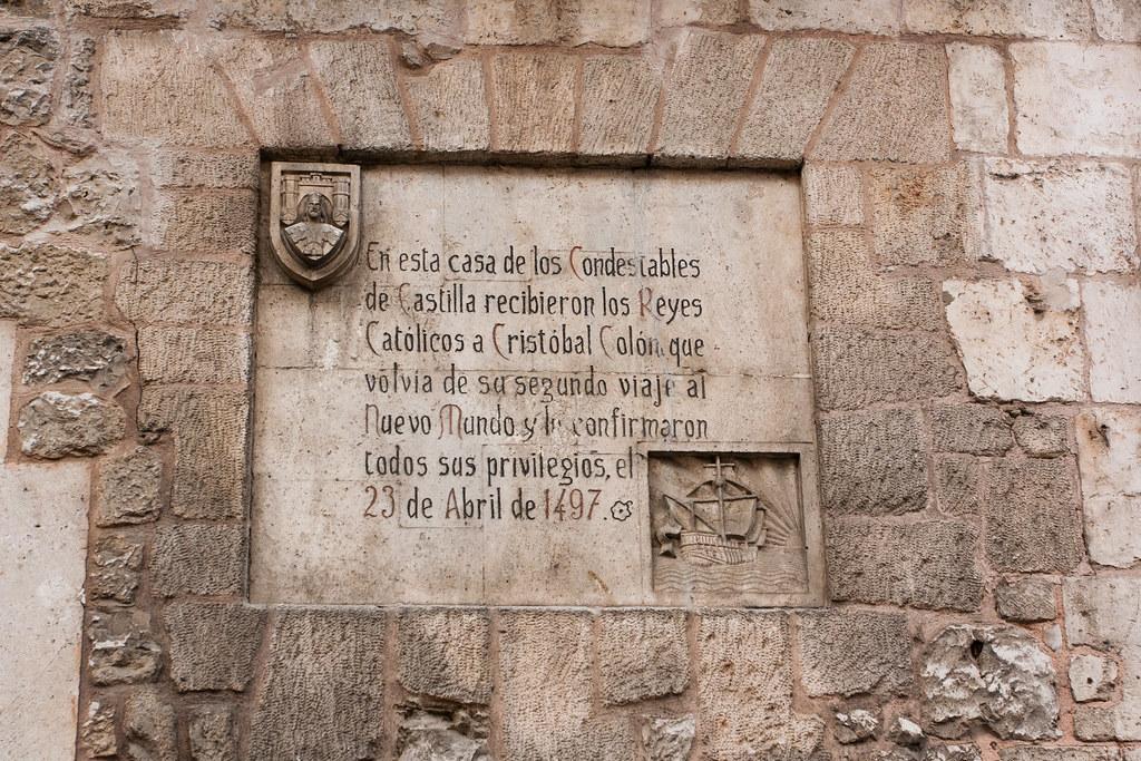 Palacio de los Condestables - Burgos - Espanha