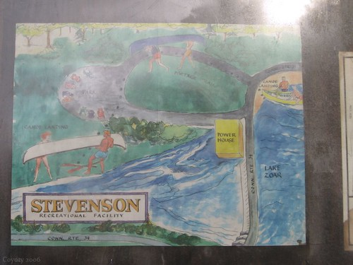 Stevenson Recreational Facility map by Coyoty