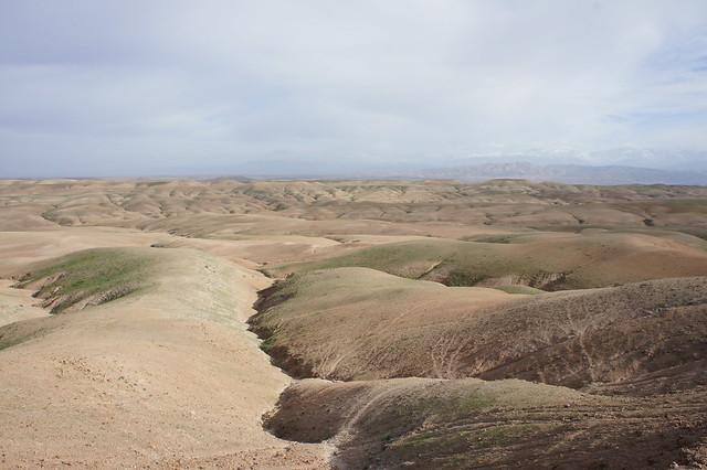 désert d agafay