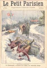 ptitparisien 7 fevrier 1909