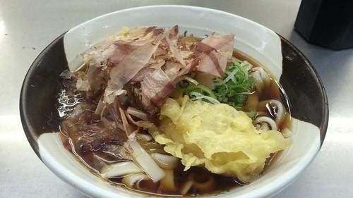 名代きしめん 住よし JR名古屋駅7・8番ホーム店