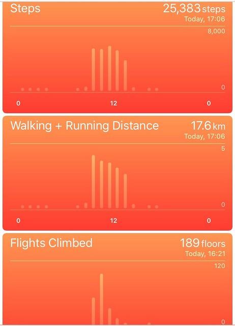 Step Data