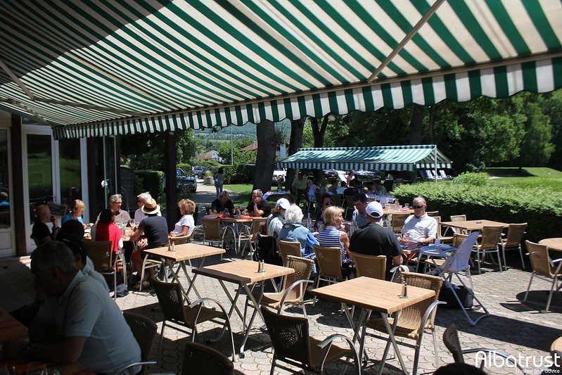 photo du golf Golf Club Aix les Bains - Parking