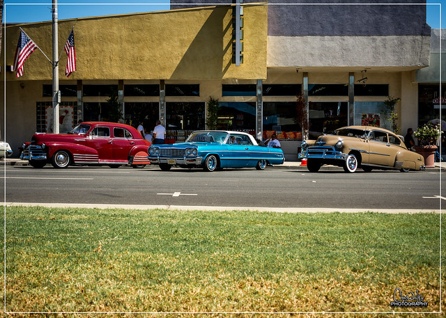 Chevys - 2016 Route 66 Cruisin Reunion - Ontario, CA
