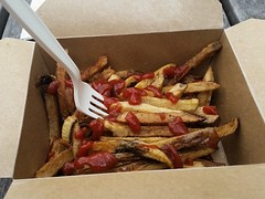 Homemade Fries at Park Treats