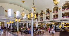 Denver Union Station Interior