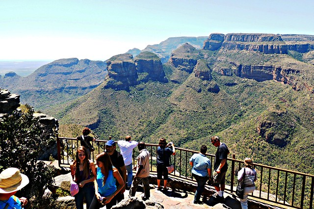 The Three Rondevals Panorama Route South Africa