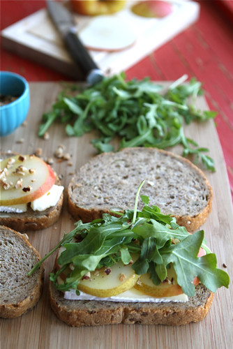 ... crostini grilled cheese with brie pear grilled cheese sandwich recipe