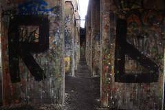 Abandoned Coal Pier 13