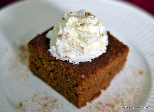 Delumpkin Pumpkin Cake