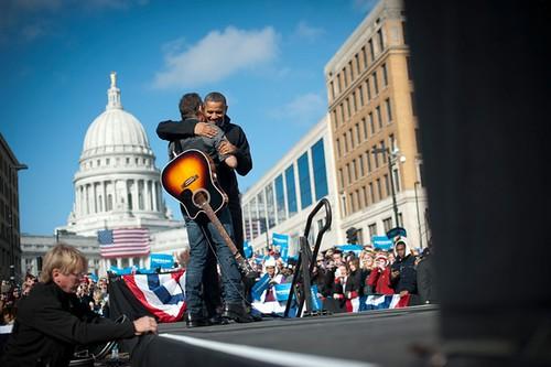 Obama Campaign Rally
