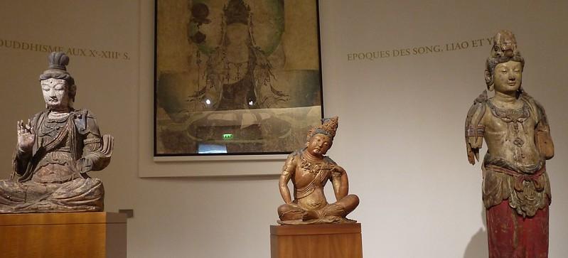 14 宋、辽、元时期的中国佛像