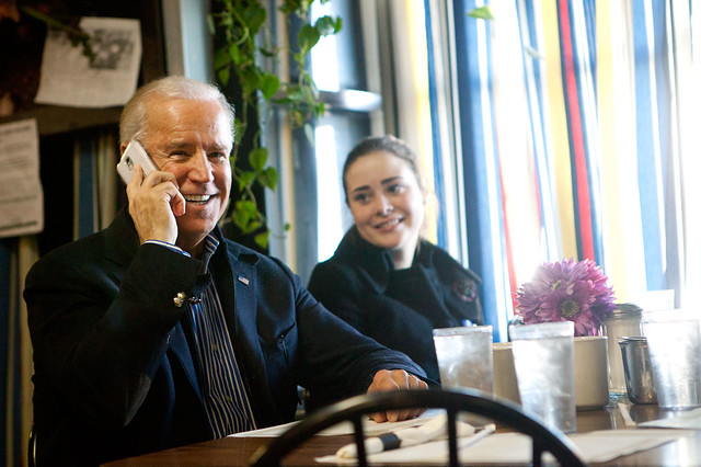 Joe Biden in Cleveland - November 6th