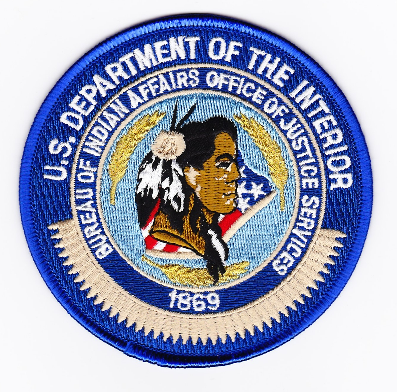 Fed bureau of indian affairs office of justice services - United states department of the interior bureau of indian affairs ...