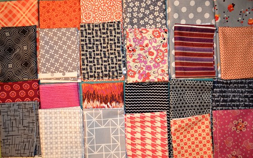 Fabrics to send for Always Bee Learning