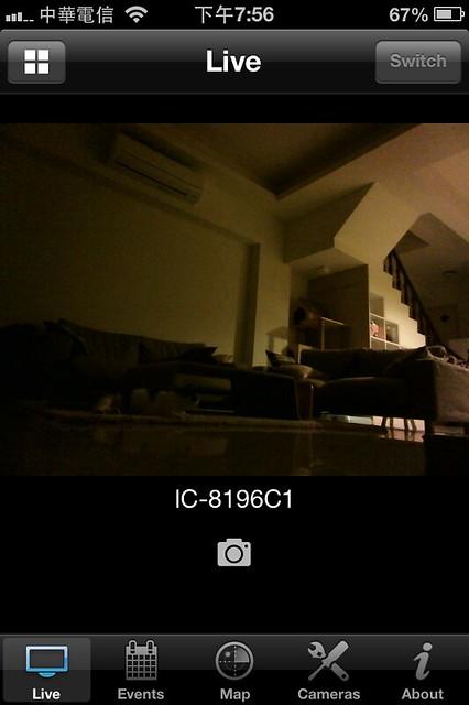 20121107 Edimax 訊舟 IC-3115W 雲端無線網路攝影機