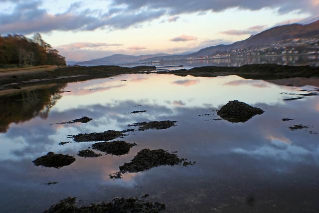 Loch Linnhe, Scottish Highlands