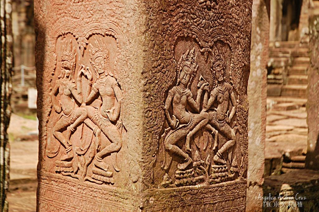 Bayon Temple Apsara