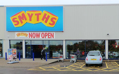 Smyths latest branch in Fareham