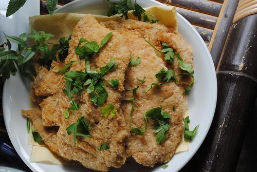 israeli chicken shnitzel