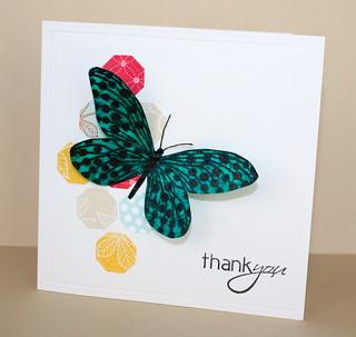 Tissue paper fluttery