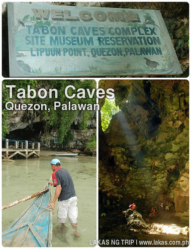 Tabon Caves Complex in Quezon, Palawan