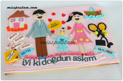 Large cookies by MİSSPASTAM