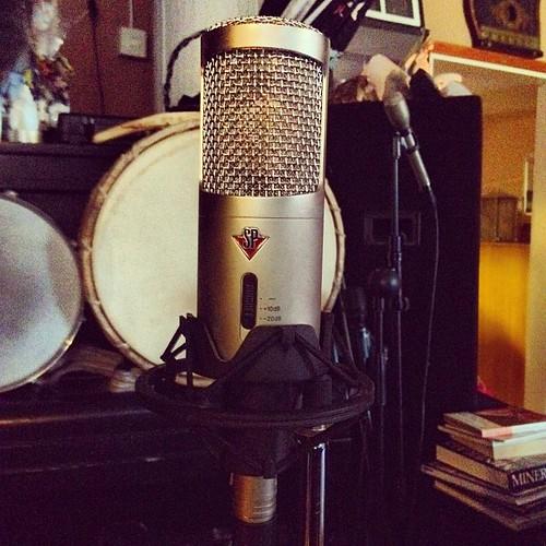 SP mic.