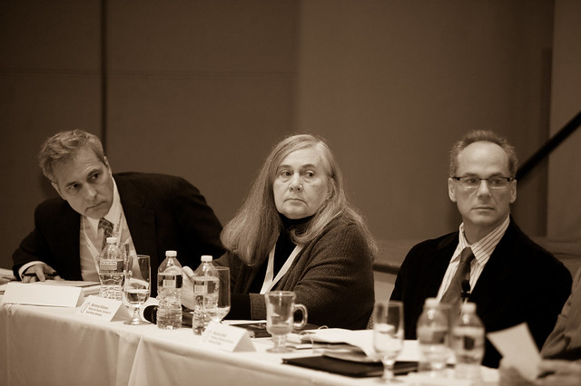 Marilynne Robinson at the Symposium for Spiritual Progress