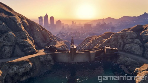 20 brand new Grand theft AUto v ScreenShots.  gameinformer released 20 new images from ROCKSTAR GTA V