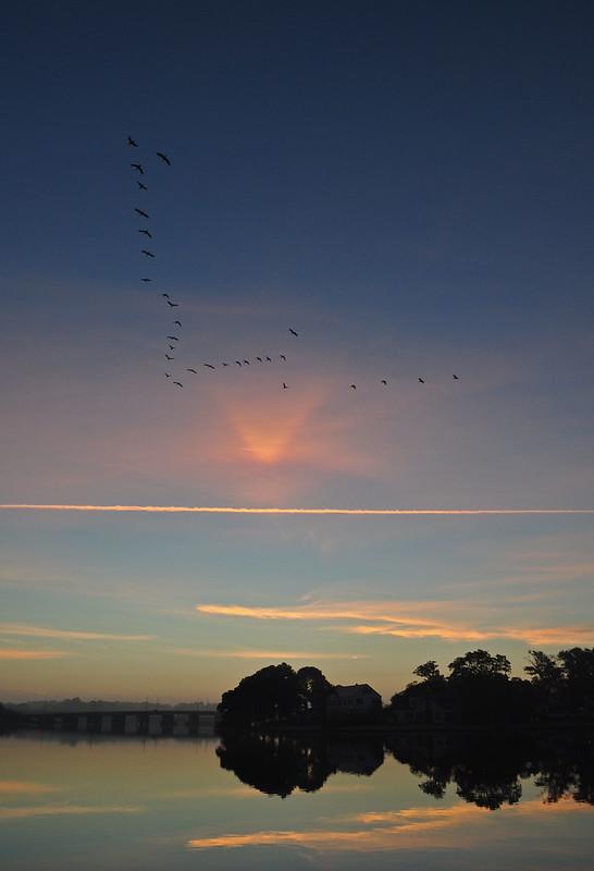 Lafayette Sunrise