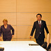 UN Women Executive Director Michelle Bachelet meets with Japanese Prime Minister Yoshihiko Noda on the first day of her official visit to Japan from 12 to 14 November 2012