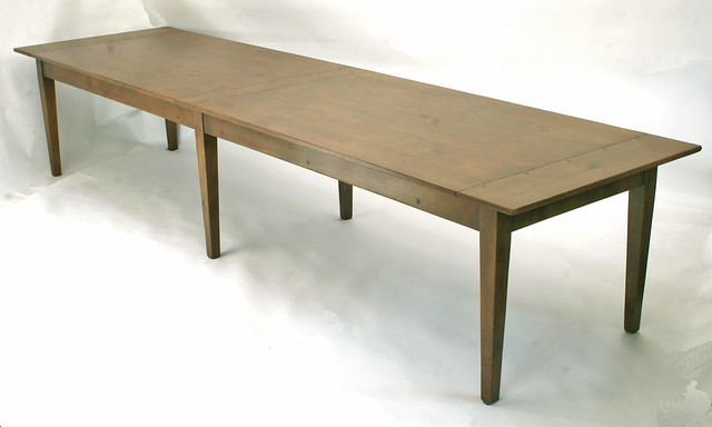 533 img 0872e extra long farmhouse table with antique