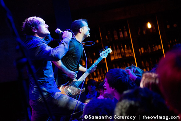 Ceremony @ Constellation Room, Santa Ana 11/09/2012