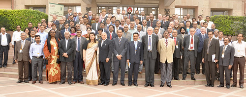 Participants of ILRI-ICAR Partnership Dialogue